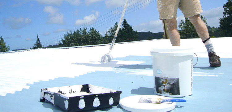 Roof Paint and Roof Painting Tips